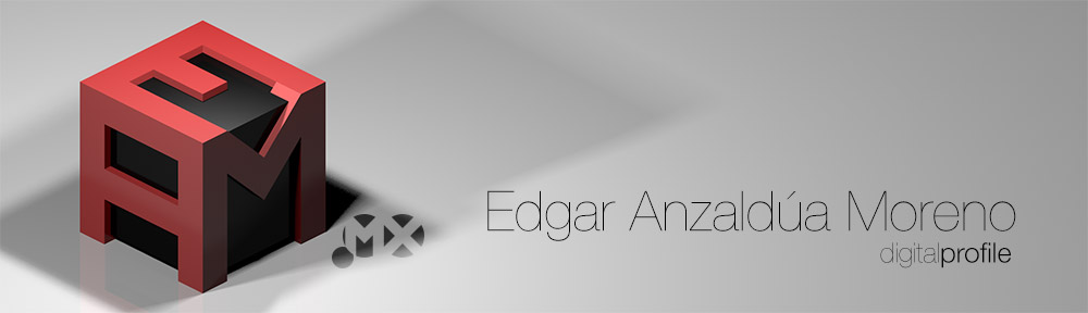 Edgar Anzaldúa's Digital Profile