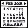 Balsamiq OTS Calendar Control