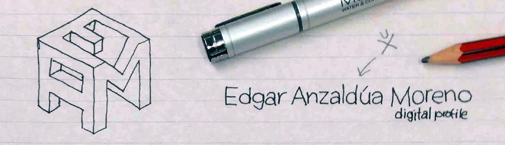 Edgar Anzaldúa's Digital Profile